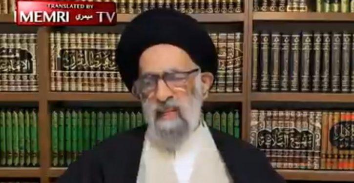 Islamic scholar who called coronavirus 'God's punishment' gets infected