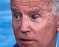 Biden 'did not come off as clinically senile' during the debate? We'd like a second opinion