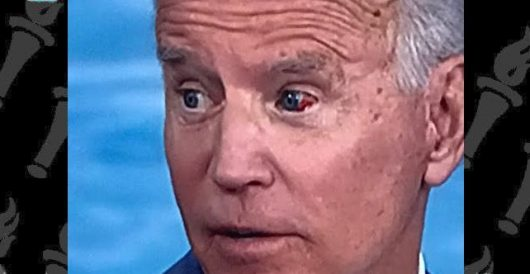 Joe Biden was thought to be a safe VP pick because he would be too old to run in 2016 by Daily Caller News Foundation