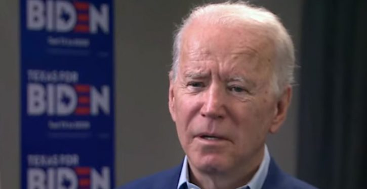As much as 55% of the population thinks Biden is suffering from dementia