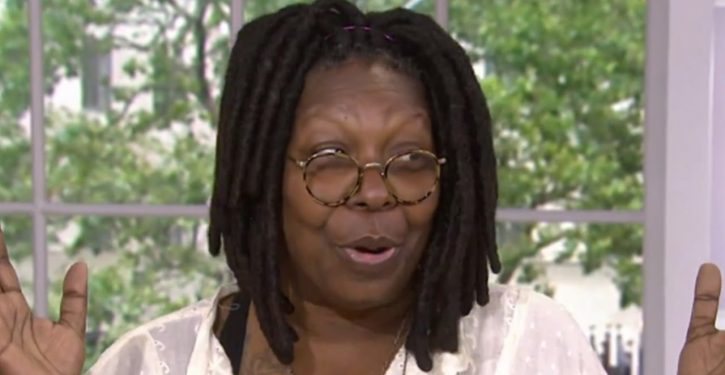 Whoopi Goldberg: Americans wouldn't have to self-quarantine if we had better leadership