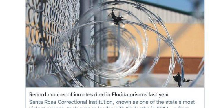 Prison whistleblower who exposed unsafe conditions in Arizona facility found dead