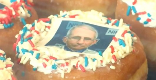 D.C. mayor declares Christmas Eve 'Dr. Anthony S. Fauci Day' by Daily Caller News Foundation