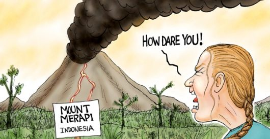 Cartoon of the Day: Natural causes by A. F. Branco