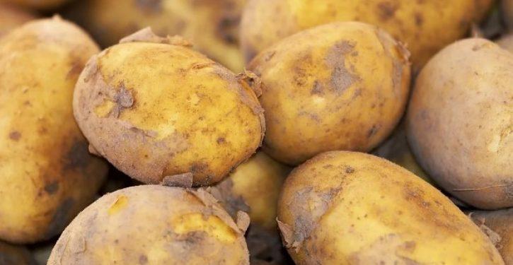 Sticking potatoes up your butt won't cure hemorrhoids, doctors warn