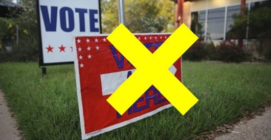 1 in 4 voters prepared to postpone the November elections by Daily Caller News Foundation