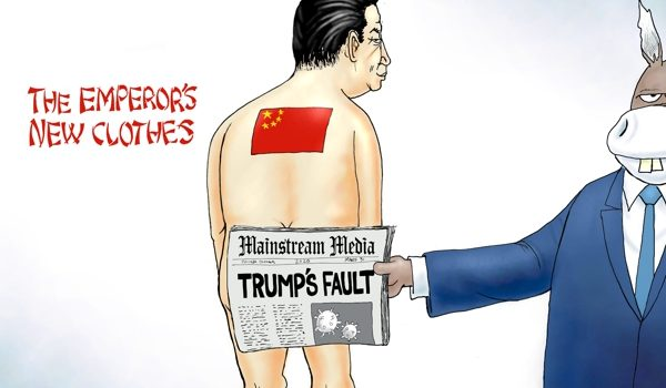 Cartoon of the Day: Behind the scenes by A. F. Branco