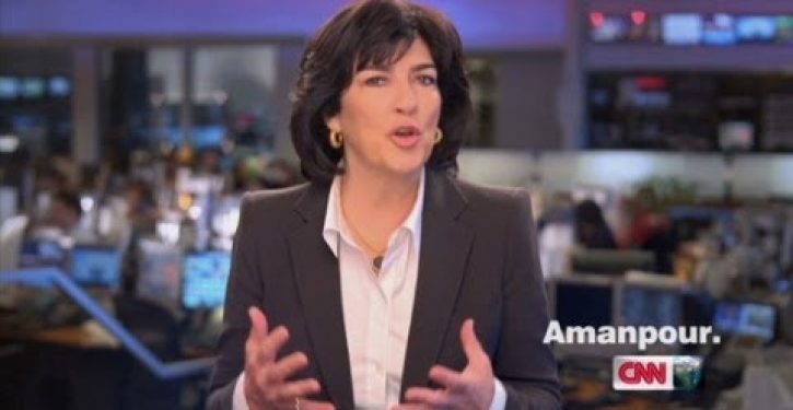 CNN's Amanpour: 'Nobody more complicit' in 'deadly' journalism than Fox News