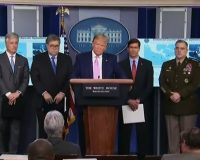 Basic security: Trump moves to close battered, cartel-punched hole to America's south