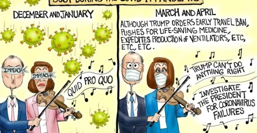 Cartoon of the Day: Name that Tune by A. F. Branco