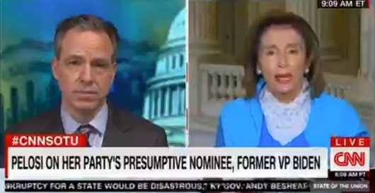 Pelosi flip-flops on China travel ban; now claims ban didn't go far enough by Ben Bowles