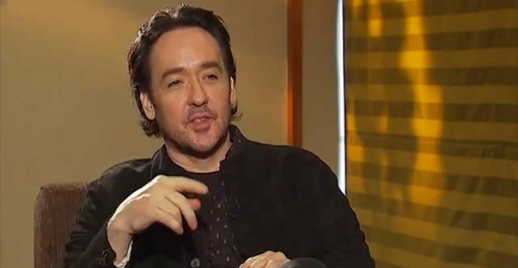 Actor John Cusack calls for Trump's removal from office to 'save lives'