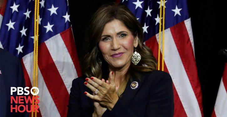Gov. Kristi Noem suing Biden admin over canceling Mt. Rushmore fireworks on July 4