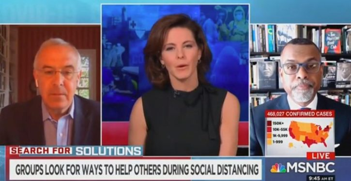 MSNBC: COVID-19 disproportionately killing blacks because of 'deep structural racism'