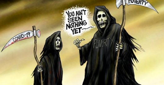 Cartoon of the Day: Our worst nightmare by A. F. Branco