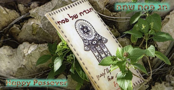 Happy Passover from Liberty Unyielding