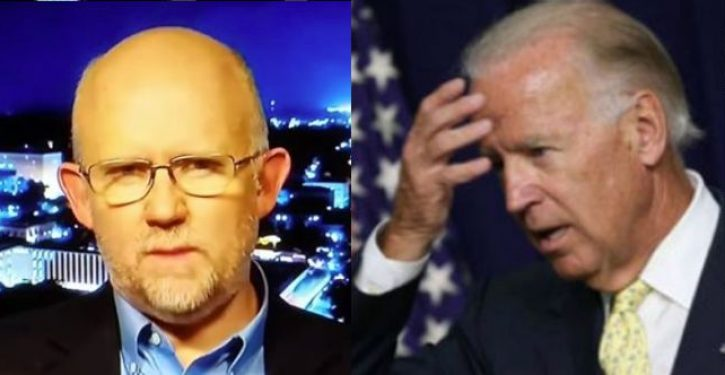 'America's most creepy': Rick Wilson trashed Biden for years, now endorses him for president