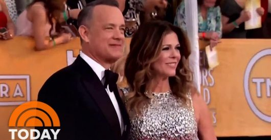 Tom Hanks's wife warns of 'extreme side effects' from taking chloroquine: Just one problem by Howard Portnoy