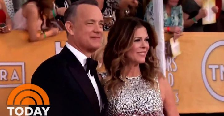 Tom Hanks's wife warns of 'extreme side effects' from taking chloroquine: Just one problem