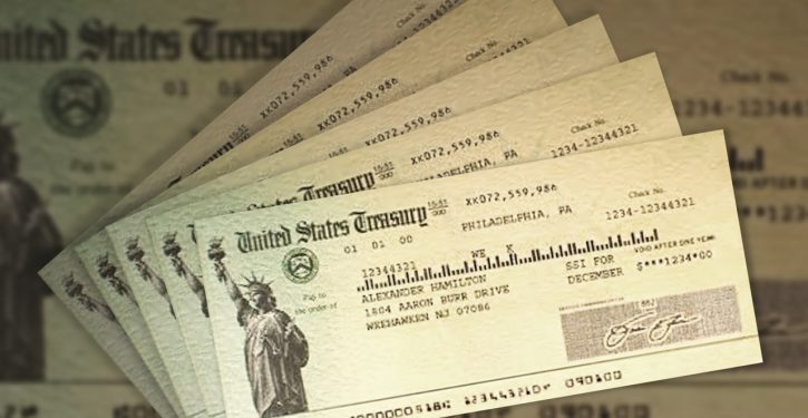 Stimulus recipients upset some banks aren't depositing checks until IRS actually funds them