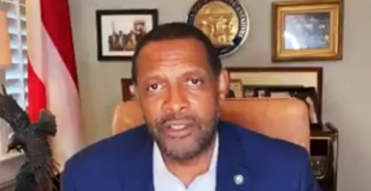 Georgia Dem attacked by party for supporting Trump fights back: Won't resign after all