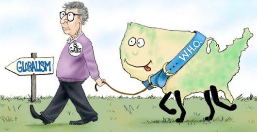 Cartoon of the Day: W.H.O. let the dogs out by A. F. Branco