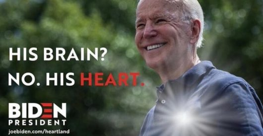 Team Biden puts out most baffling campaign ad ever *UPDATE*: This appears to be a hoax by Howard Portnoy