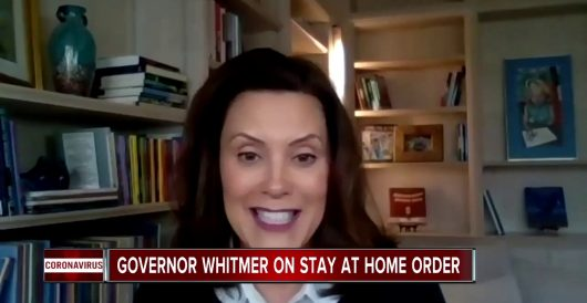 Rapid backlash after Mich. Gov. Whitmer signs on Dem campaign contractor for big-data 'contact tracing' on COVID-19 by J.E. Dyer