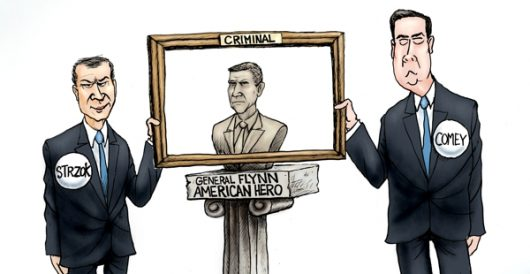 Cartoon of the Day: Suitable for framing by A. F. Branco