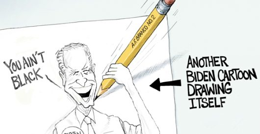 Cartoon of the Day: Sketchy Joe by A. F. Branco