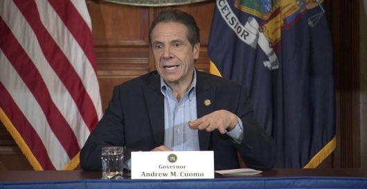 Andrew Cuomo: People in nursing homes are going to die of COVID 'despite whatever you do' by LU Staff