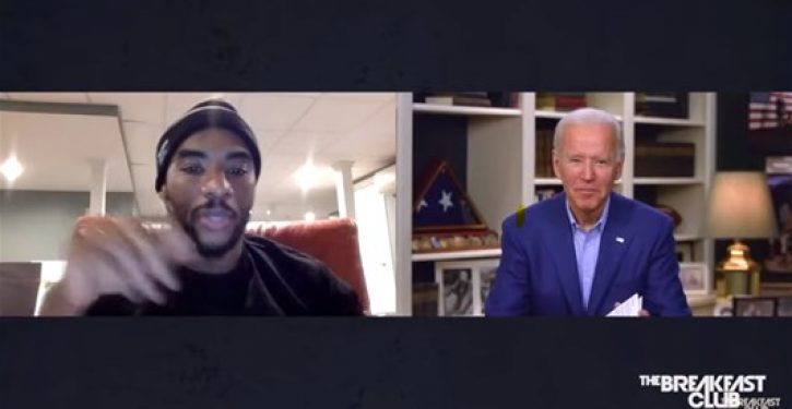 Reporting for duty: Biden tells radio host 'I know a lot of weed smokers'