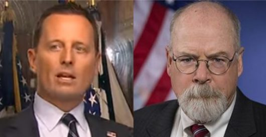 Beyond Biden, Brennan, and Clapper: How Grenell's satchel tells us this is on the right track by J.E. Dyer