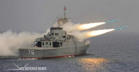 Iran accidentally takes out one of its own warships in training exercise by Daily Caller News Foundation