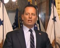 Richard Grenell claims 'she' will be 'shadow president' — and he does not mean Kamala