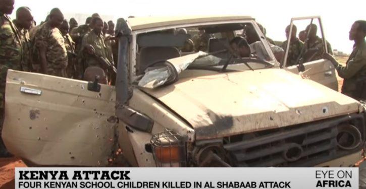 Ramp-up in air strikes on Somali Al-Shabaab terror group