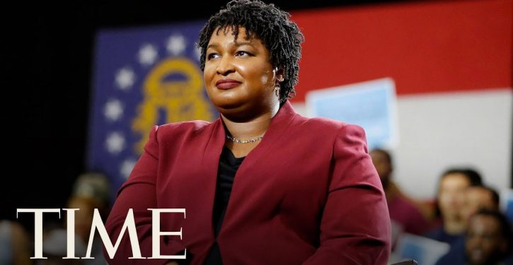 WaPo roundly mocked for Stacey Abrams profile comparing her to 'runway supermodel'