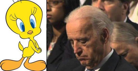 Joe Biden just revealed something else he stinks at by LU Staff