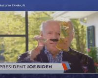 In middle of Rosh Hashanah greeting, Biden forgets what he is saying