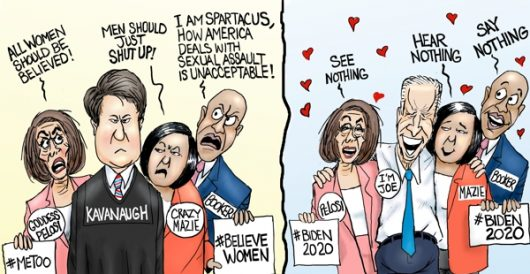 Cartoon of the Day: Hypocrats by A. F. Branco