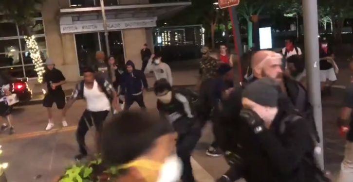 Man savagely beaten on streets of Dallas for reportedly defending his business