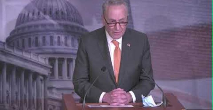 Schumer to push Civilian Climate Corps with $3.5 trillion 'infrastructure' package