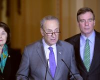 Chuck Schumer blames Cal Cunningham affair, RBG death for Senate loss