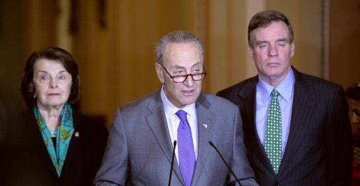 Chuck Schumer blames Cal Cunningham affair, RBG death for Senate loss