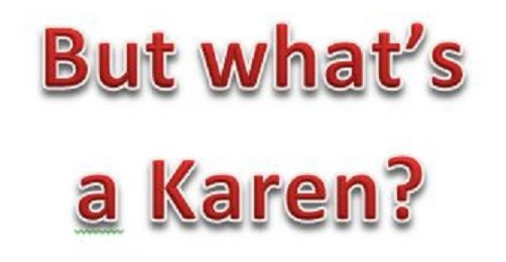 Bad news for Trump: Karens are voting for Biden