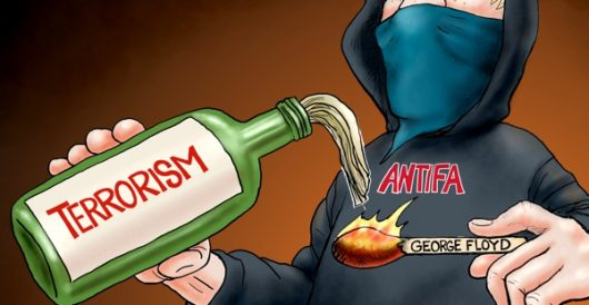Cartoon of the Day: Blackshirts by A. F. Branco