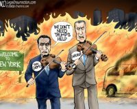 Cartoon of the Day: Fiddle Dee and Fiddle Dumb