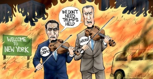 Cartoon of the Day: Fiddle Dee and Fiddle Dumb by A. F. Branco