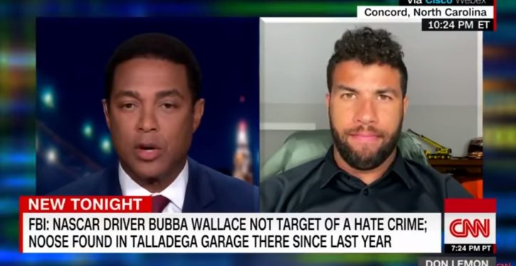 Bubba Wallace: 'Doesn't matter if we provide 100% facts,' people will use 'photoshop' to make me look bad