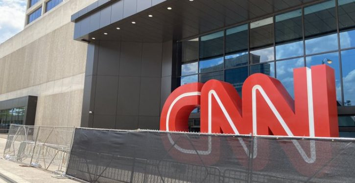 CNN builds a 'wall' to protect Atlanta headquarters